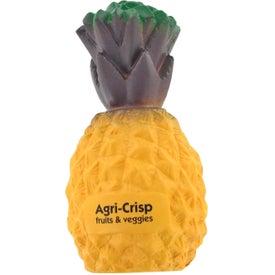 Advertising Pineapple Stress Ball
