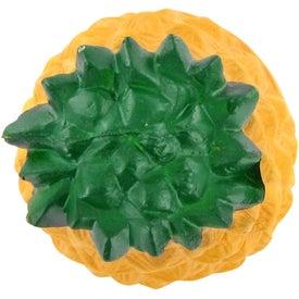 Customized Pineapple Stress Ball