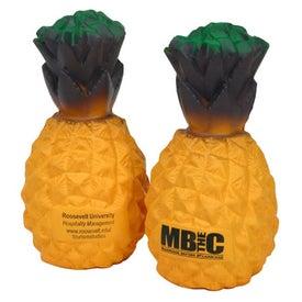 Pineapple Stress Ball
