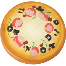 Personalized Pizza Stress Ball