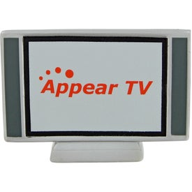Branded Plasma TV Stress Toy