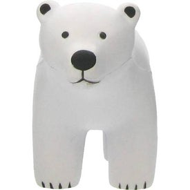 Polar Bear Stress Ball for Your Organization