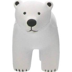 Polar Bear Stress Ball for Your Organization