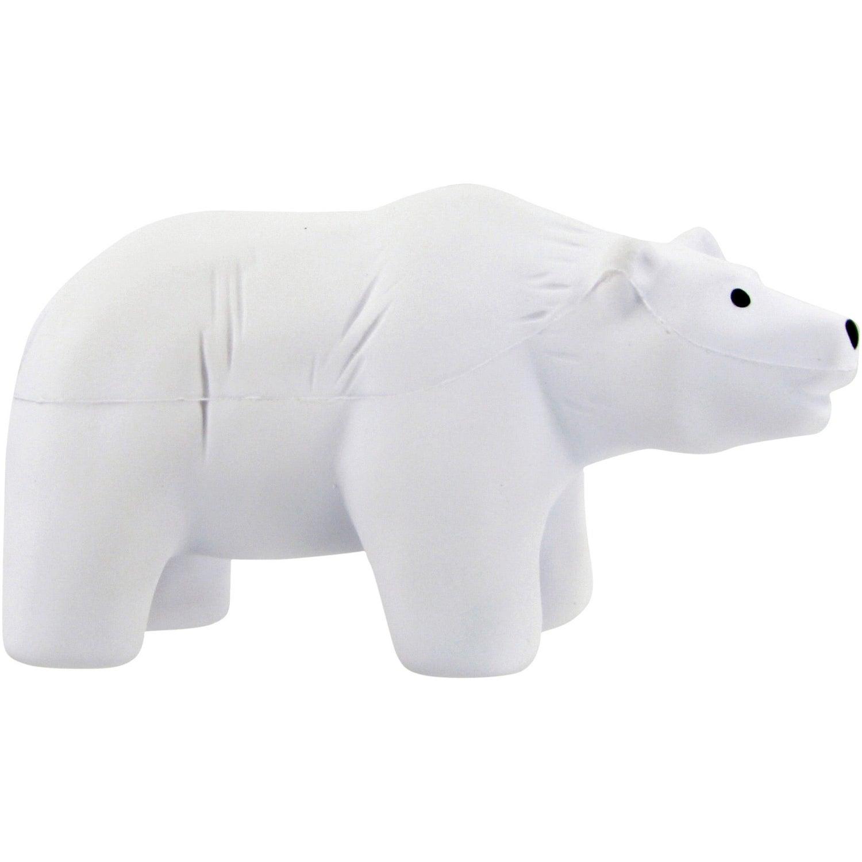 Polar Bear Stress Toy