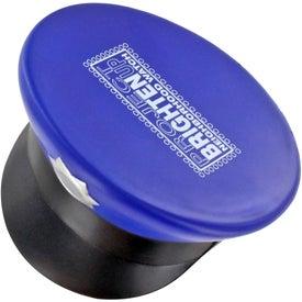 Customized Police Cap Stress Ball