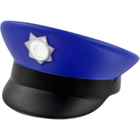 Police Cap Stress Ball
