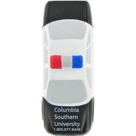 Police Car Stress Toy for Marketing