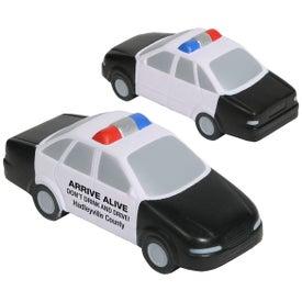 Police Car Stress Ball