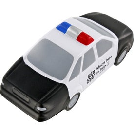 Police Car Stress Ball for Promotion