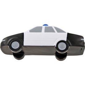 Police Car Stress Ball for Advertising