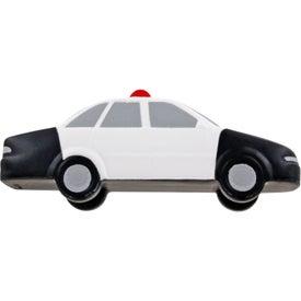 Advertising Police Car Stress Ball