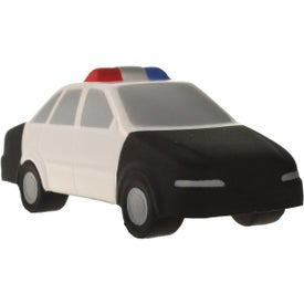 Police Car Stress Ball for Customization