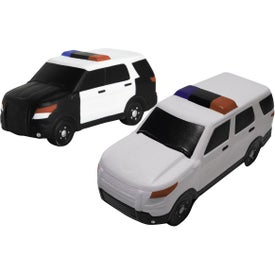 Police SUV Stress Reliever