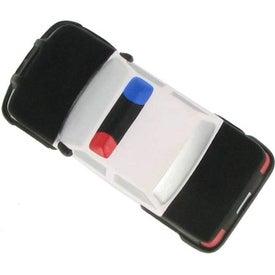 Custom Police Car Stress Reliever