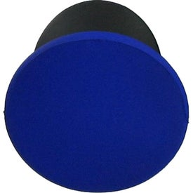 Policeman Mad Cap Stress Ball for Advertising