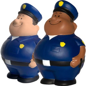 Policeman Bert Stress Reliever