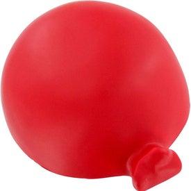 Imprinted Pomegranate Stress Ball