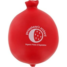 Pomegranate Stress Ball with Your Logo