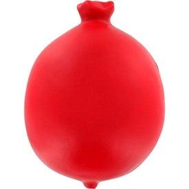 Advertising Pomegranate Stress Ball