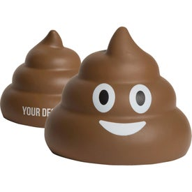 Poo Emoji Stress Relievers