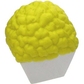 Popcorn Stress Ball with Your Slogan