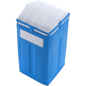 Porta-Potty Stress Reliever for Customization