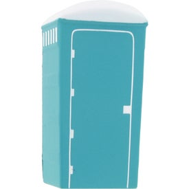 Porta-Potty Stress Ball for Promotion