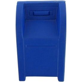 Custom Post Box Stress Toy