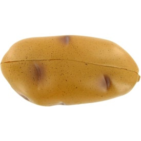 Imprinted Potato Stress Ball