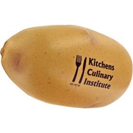 Potato Stress Ball for Promotion