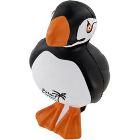 Puffin Stress Ball for Your Company