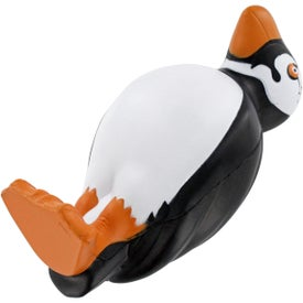 Customized Puffin Stress Ball