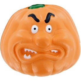 Pumpkin Angry Stress Toy for Advertising