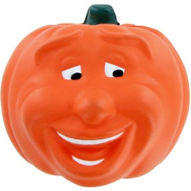 Pumpkin Maniacal Stress Toy for your School