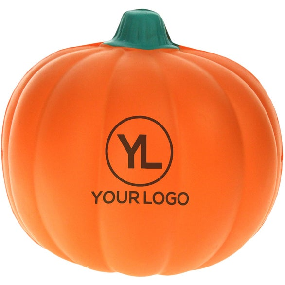 Click Here To Order Pumpkin Stress Relievers Printed With