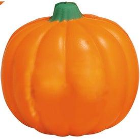 Company Pumpkin Stress Ball