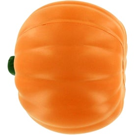 Pumpkin Stress Ball for Your Company