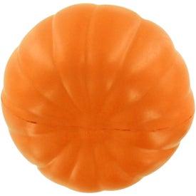 Pumpkin Stress Ball with Your Logo