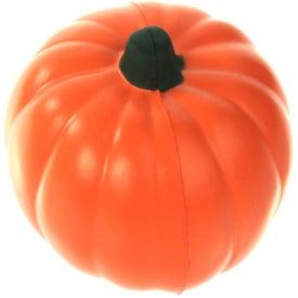 Promotional Pumpkin Stress Ball