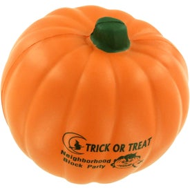 Pumpkin Stress Ball for Your Church