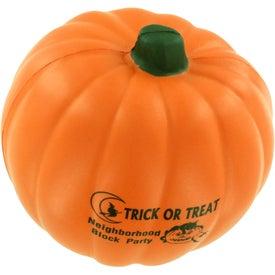 Pumpkin Stress Ball for Your Church