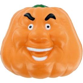 Pumpkin Smile Stress Toy