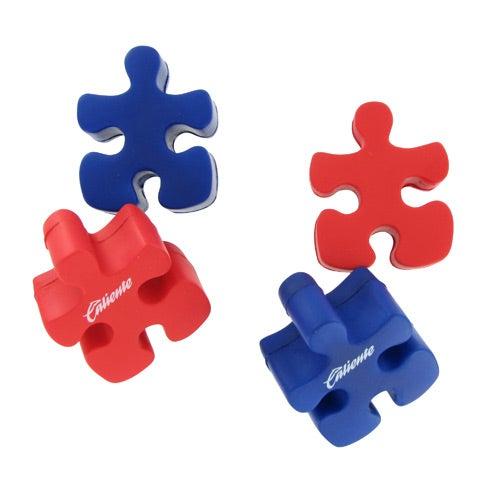 Puzzle Piece Squeeze | Imprinted Stress Balls | 1.08 Ea.