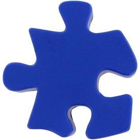 Custom Puzzle Piece Stress Ball
