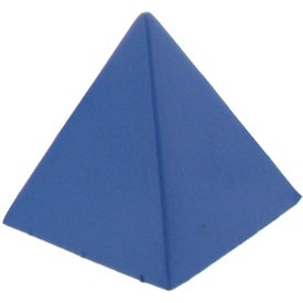 Custom Pyramid Stress Ball