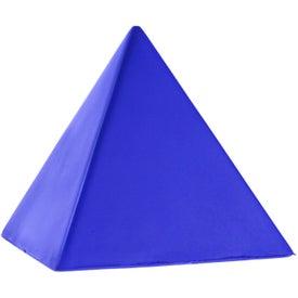 Personalized Pyramid Stress Ball