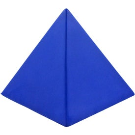 Pyramid Stress Ball Giveaways