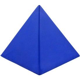 Pyramid Stress Ball Giveaways