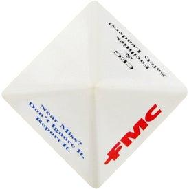 Custom Pyramid Stress Toy