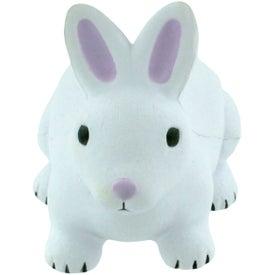Custom Rabbit Stress Reliever
